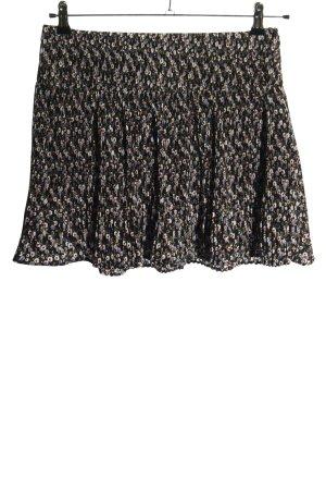 H&M Jupe plissée imprimé allover style décontracté