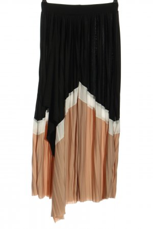 H&M Pleated Skirt multicolored casual look