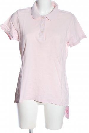 H&M Polo-Shirt creme Casual-Look