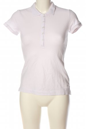 H&M Polo-Shirt pink Casual-Look