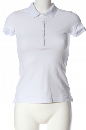 H&M Polo-Shirt türkis Casual-Look