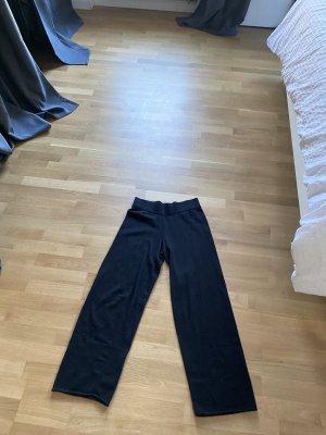 H&M Premium Kaschmir Joggers Hose Loungewear S schwarz