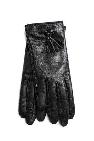 H&M Premium Leren handschoenen zwart
