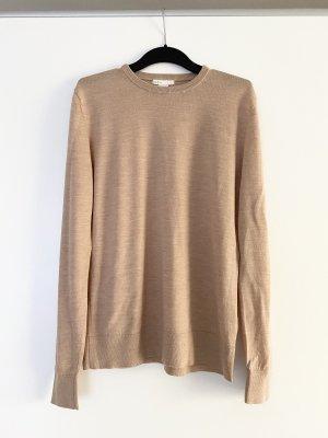 H&M Premium Pullover aus Wolle Strick Rundhals Basic Trend Strick Ausverkauft Blogger