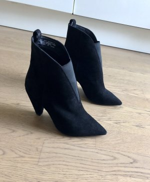 H&M Premium Bottines à enfiler noir