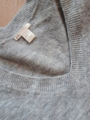 Hennes Collection by H&M Pull oversize gris clair