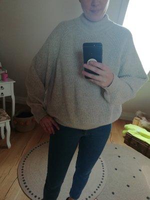 H&M Pulli Pullover Strick Knit Turtleneck Oversize