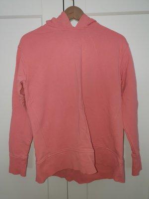 H&M Jersey con capucha magenta