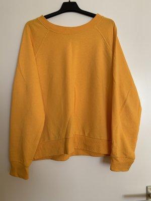 H&M Oversized Sweater orange