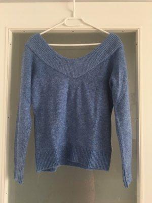 H&M Pullover blau
