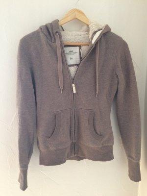H&m pullover braun weich
