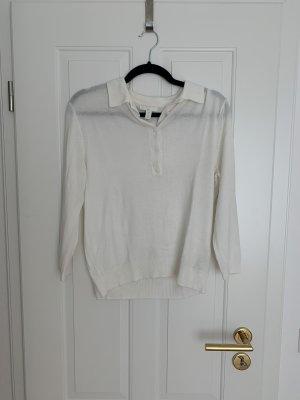 H&M Pullover Creme Weiss Gr.S wie neu