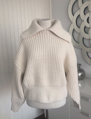 ERDEM x H&M Cable Sweater natural white
