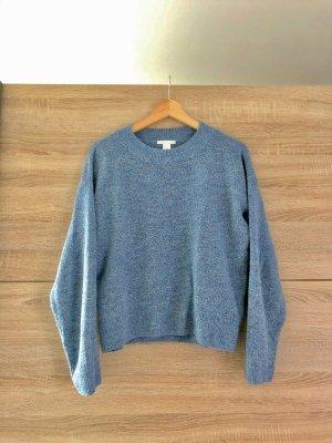 H&M Pullover, hellblau