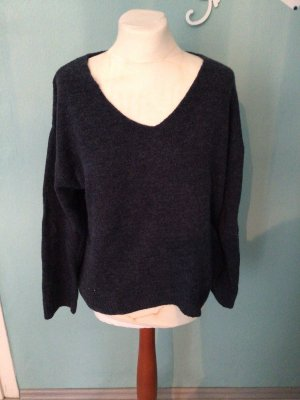 H&M Wool Sweater slate-gray