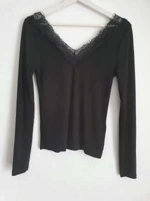 H&M Pullover mit Spitze