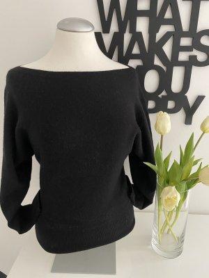 H&M Pullover schwarz Gr S