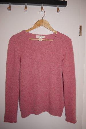H&M Pullover Winterpulli rosa runder Ausschnitt Gr. S