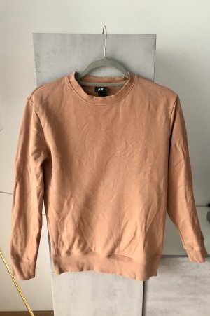 H&M Pullover XS nude