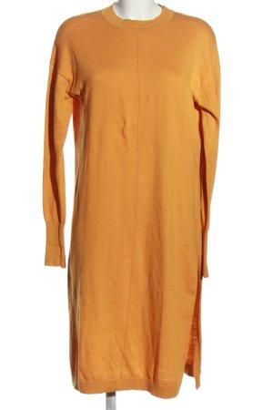 H&M Pulloverkleid hellorange Casual-Look