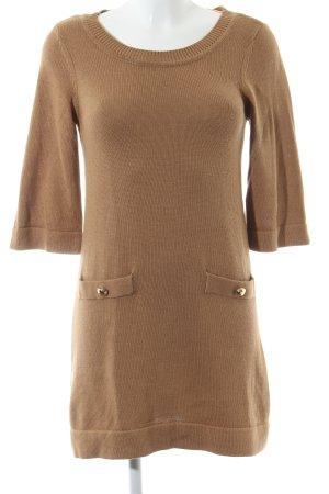 H&M Pulloverkleid bronzefarben Casual-Look