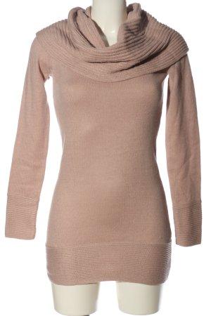 H&M Vestido tipo jersey nude look casual