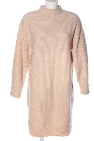 H&M Pulloverkleid nude Casual-Look