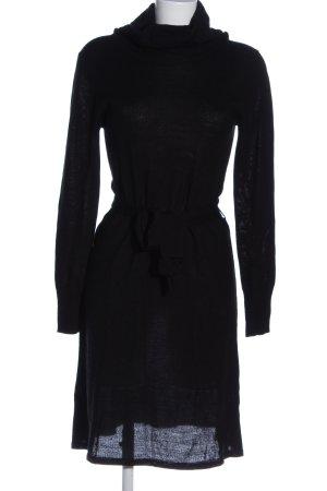 H&M Pulloverkleid schwarz Casual-Look