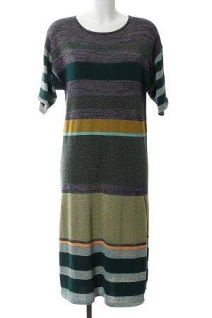 H&M Pulloverkleid mehrfarbig Casual-Look