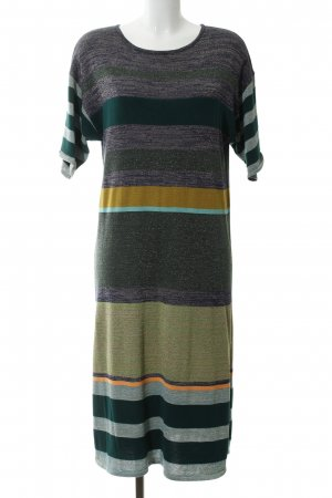 H&M Pulloverkleid Ringelmuster Casual-Look