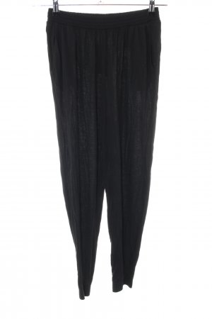 H&M Pumphose schwarz Casual-Look