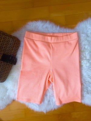 H&M Sport Shorts apricot-light orange