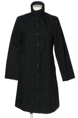 H&M Impermeabile pesante nero stile casual
