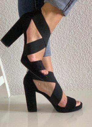 H&M Riemchen Sandaletten