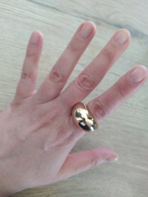 H&M Statement Ring gold-colored