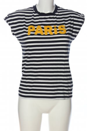 H&M Stripe Shirt allover print casual look