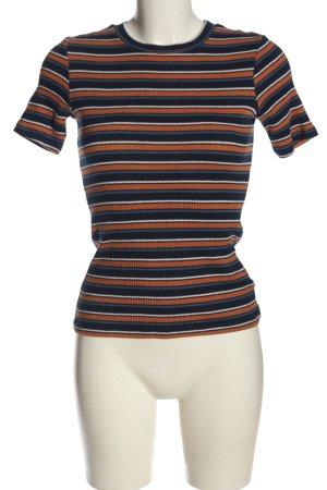 H&M Koszulka w paski Wzór w paski W stylu casual