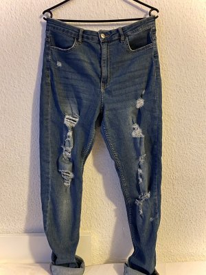 H&M ripped Jeans Hose
