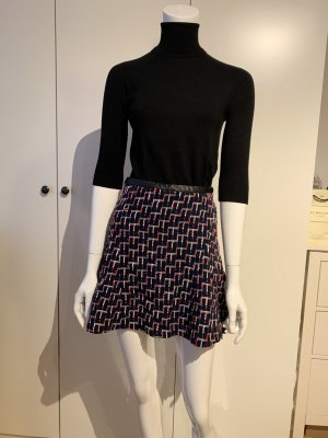 H&M Tweedowa spódnica Wielokolorowy