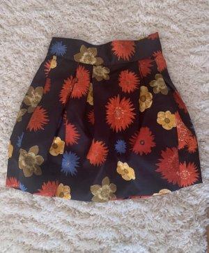 H&M Falda globo multicolor