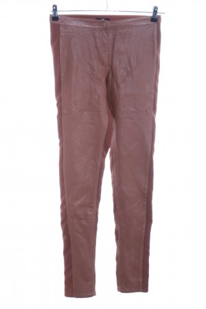 H&M Röhrenhose bronzefarben Casual-Look