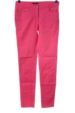 H&M Röhrenhose pink Casual-Look