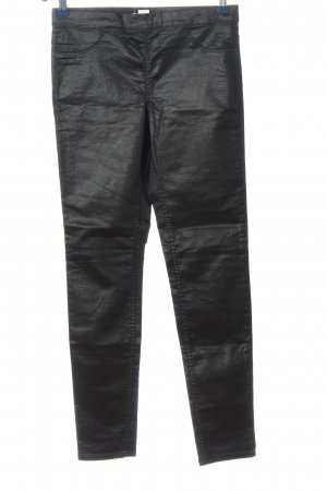 H&M Röhrenhose schwarz Casual-Look