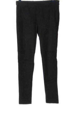 H&M Pantalon cigarette noir style décontracté