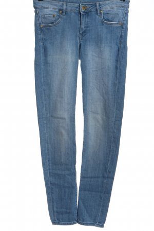 H&M Tube Jeans blue casual look