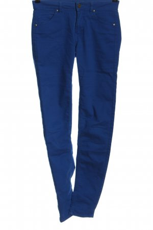 H&M Röhrenjeans blau Casual-Look