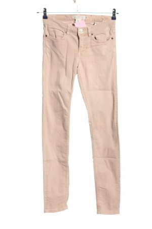 H&M Jeans a sigaretta bianco sporco stile casual