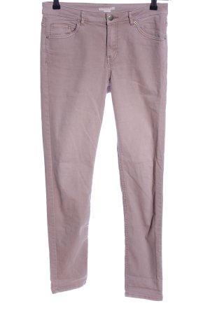 H&M Röhrenjeans pink Casual-Look