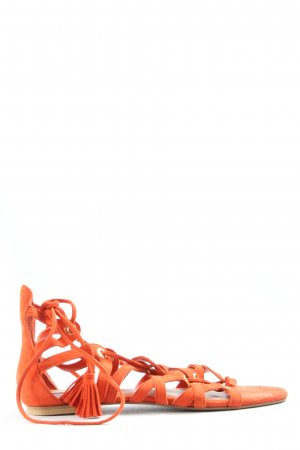 H&M Roman Sandals light orange casual look