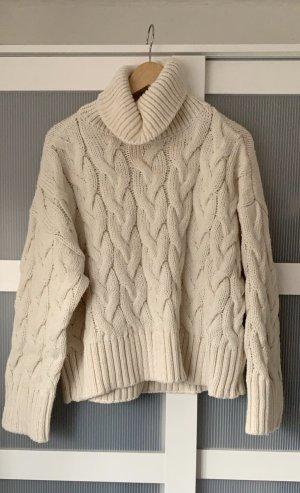 H&M Turtleneck Sweater multicolored